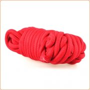 Red SM Special Cotton Ropes - 10M
