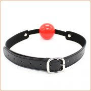 Rolling Buckle Deluxe Ball Gag