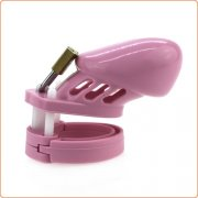 Silicone CB6000s Chastity Devices In Pink