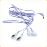 Snap Electrode Lead Wires 4 In 1