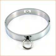 Steel M Hollow-out Collar Restraint