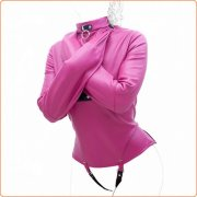 Strict Leather Premium Straight Jacket - Rose
