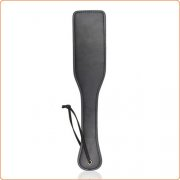Thicken Real Leather Paddle