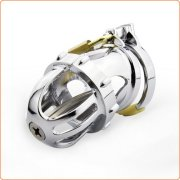 Titanium alloy Male Chastity Device