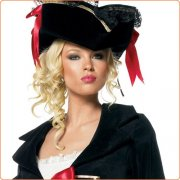 Exotic Charming Pirate Cosplay Uniform