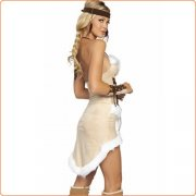 Fashion Aboriginal Style Halter 3pcs Indian Role-playing Costume