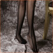 Sexy Patterned  Thigh Highs Suspender Pantyhose