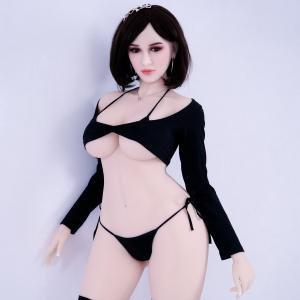 161cm 2020 New Products Adult Female Love Doll Shemale Japan Full Size TPE Silicone Big  Boobs Realistic Love Doll For Men