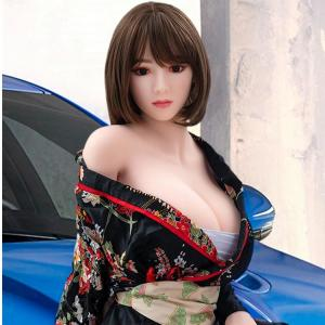 165cm Top Quality Real Silicone Sex Doll Realistic Women Mannequins Big Breast Adult Sexy Doll Japanese Love Doll for Men