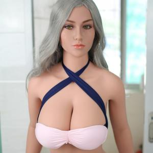 Hot Selling 165cm Japanese Full Metal Skeleton Real doll sex silicone adult Anime Big Butt full size sex doll for man