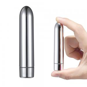 Magnetic Chargeable Waterproof 12 Vibration Modes Silicone Rechargeable USB Bullet Vibrator