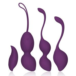 Amazon Hot 2 in 1 Kegel Exercise Weights Ben Wa Balls Sets  Kegel Balls for Beginners & Tightening Women Sex Toys