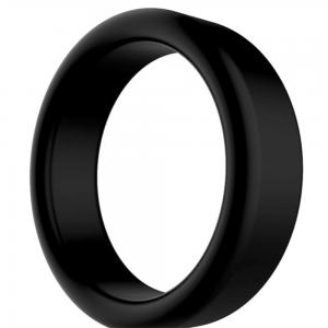 Reusable Time-Lapse Medical Soft Stretchy Thick Adjustable Silicone Cock Ring