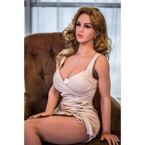 Factory Cheap 166cm Lifelike Realistic Man Sexy Pussy Toys Big Breast Female Sex Doll For Men
