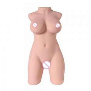 Erotic Vaginal and Anal Sex Love Doll for Male Masturbation