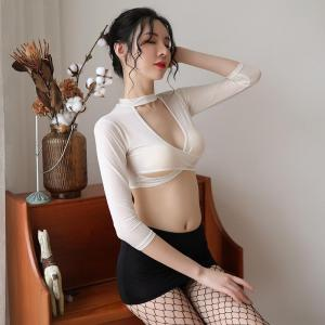 Hot New Sexy Uniforms, Korean Beautiful Adult Sexy Secretary Uniforms, Attractive Cosplay