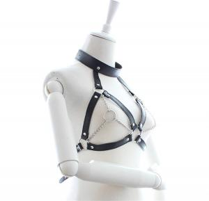 Professional Manufactures Bdsm Chest Harness For Chest Bdsm Leather