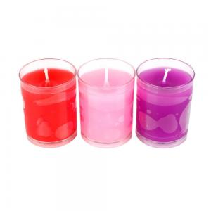 Multiply Color Single Low Temperature Candle