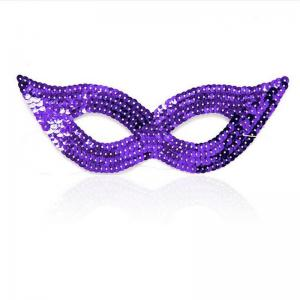 Costume Party Masked Ball Paillette Eye Mask