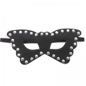 Sexy Couple Toy Sexy Eye Patch Leather Blindfold for Men a