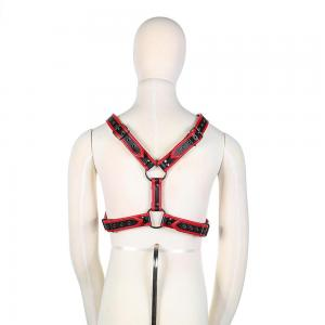 Factory Price Fashion Sexy Leather Bondage Belt Restraint Body Harness