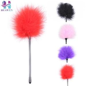 Flirting Feather Sexy Toys for Women SM Gam