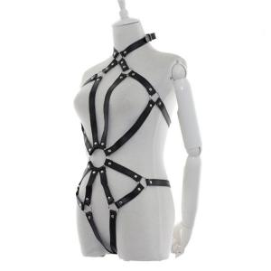 Sexy Harness Women's Black Sex Harness For Flirting Adult