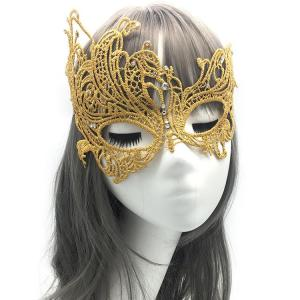 Hot Sales Black Sexy Lady Lace Mask Eye Mask For Masquerade Party Fancy Dress Costume / Halloween Par