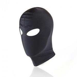 3 Holes Full Face Polyester Mouth Head Mask for Man Women Female Couple R