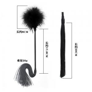 Adult Passion Feather Massage Teasing Sexy men and Women Bed Soft Whip Alternative Toys
