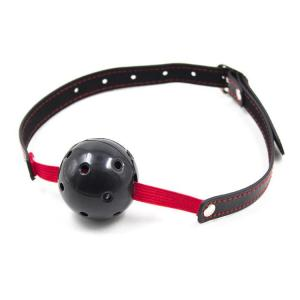 Fetish Open Mouth Ball Gags Spanner opening shackles Plastic Hollow Device Can Adjust the flails