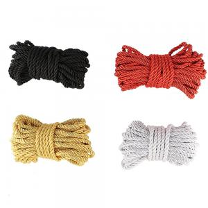 10M Nylon Polyester Body Restraint Ropes for Women Body Harness Sex